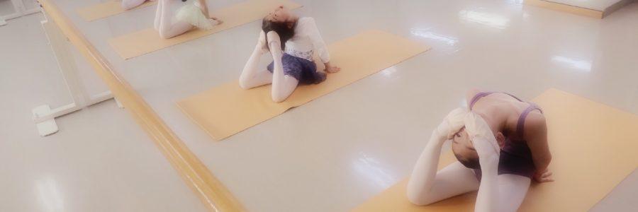 習い事は…バレエで決まり♡